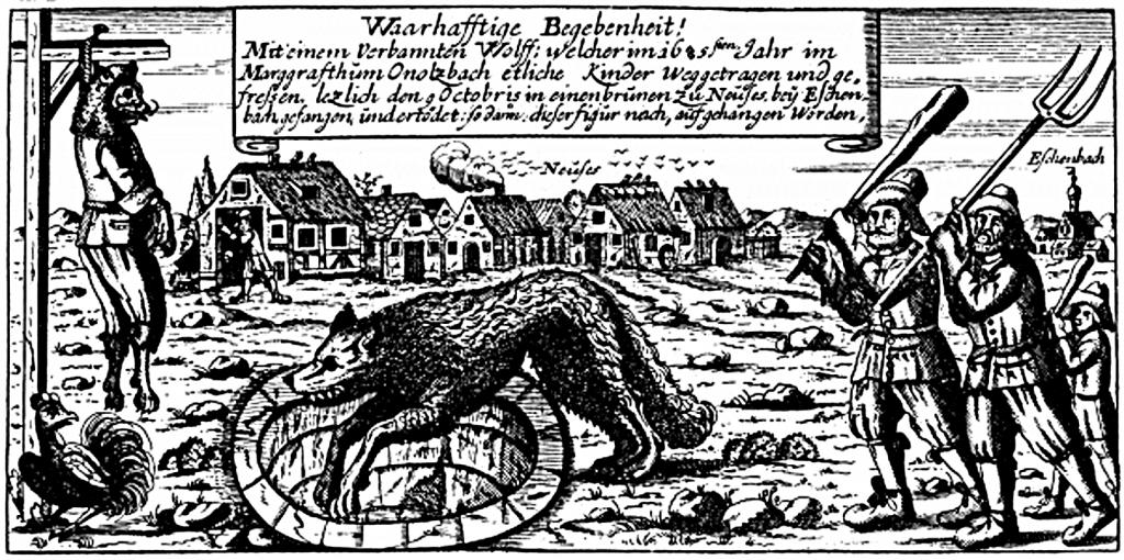 Le Loup d'Ansbach