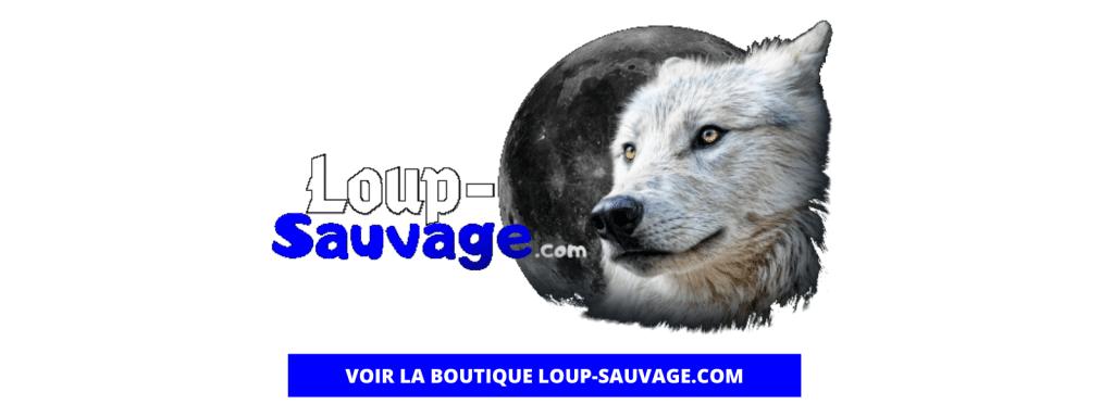 VOIR LA BOUTIQUE LOUP-SAUVAGE.COM