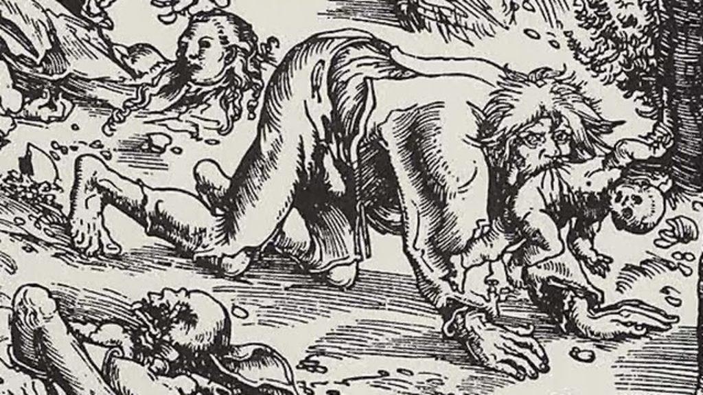 Gilles Garnier, 1573, Le loup-garou de Dole