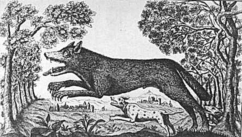 Les loups-garous de Poligny