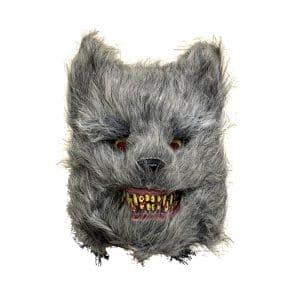 Masque Loup Halloween