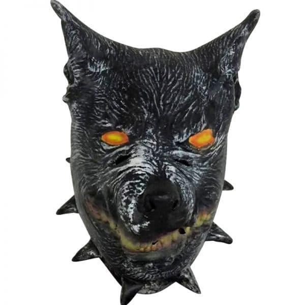 Masque Loup Latex
