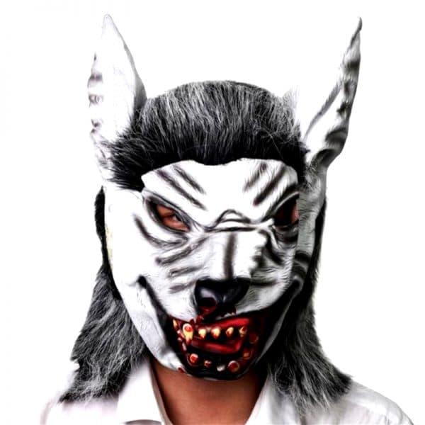 Masque Loup Déguisement