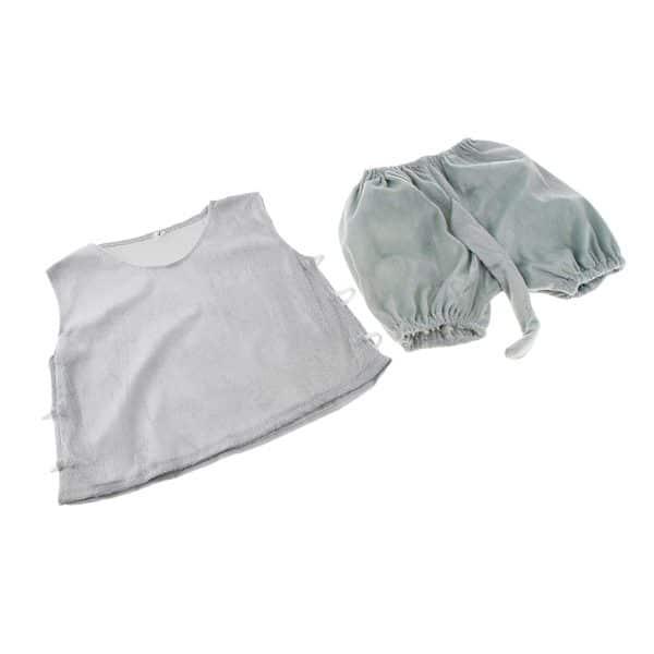Déguisement Loup Garçon - Fille T-Shirt et Short