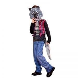 Déguisement Loup Garou Halloween