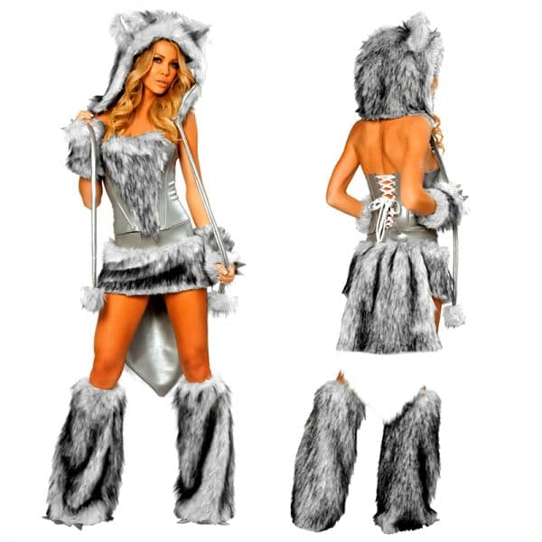 Déguisement Loup Sexy