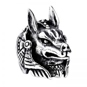 Bague Loup Pharaon