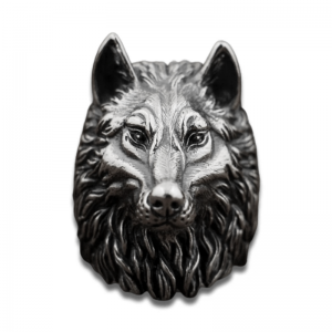Bague Loup Roi