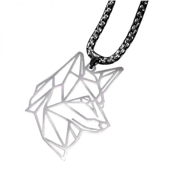 Collier Chien Loup