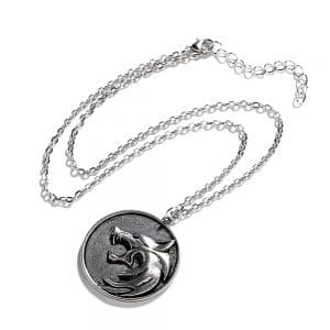 Collier Loup Wolf