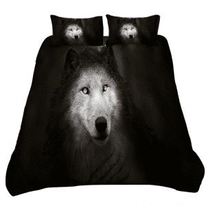 Housse de Couette Loup Alpha