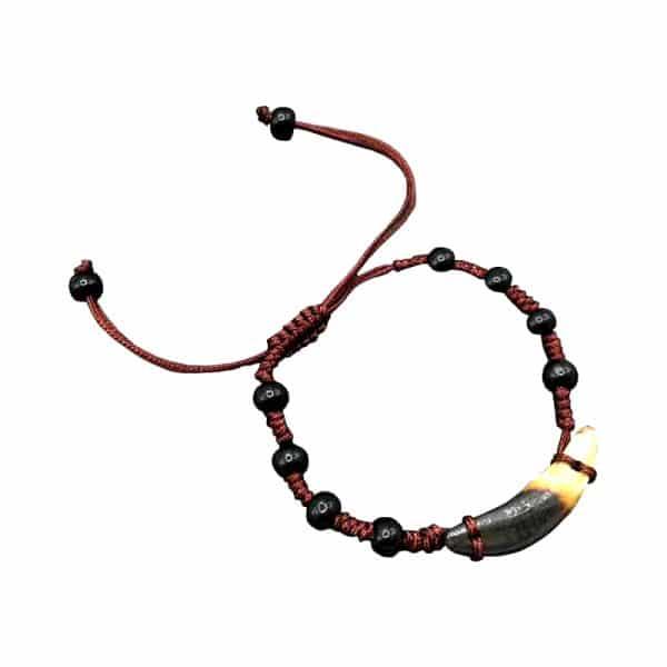 Bracelet Dent de Loup