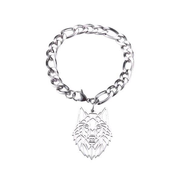 Bracelet Loup Origami
