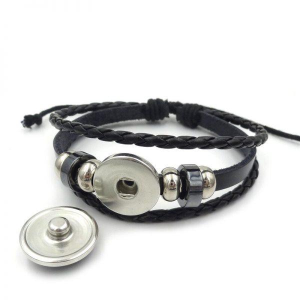 Bracelet Loup Qui Hurle
