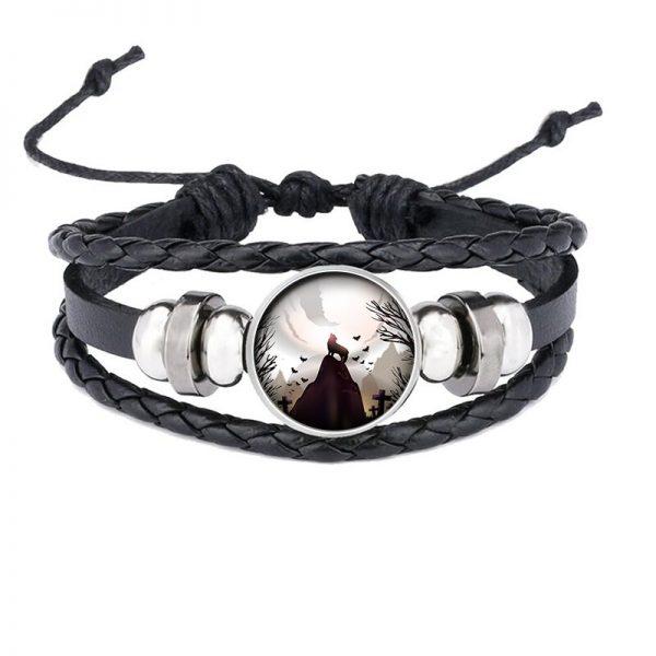 Bracelet Loup Qui Hurle motif 18