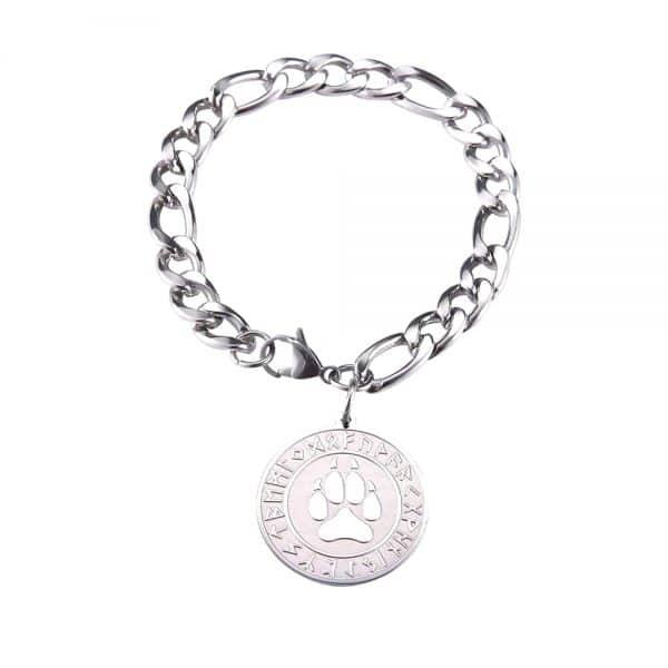 Bracelet Loup Griffe