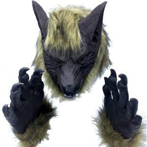 Déguisement Loup Halloween